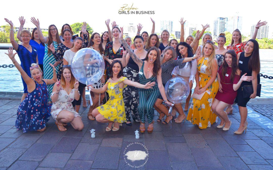 Brisbane Girls in Business Meet Up